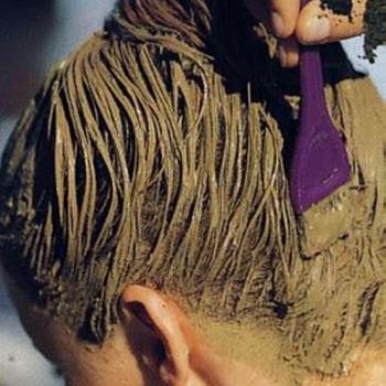 На какие волосы наносить бесцветной хной для волос