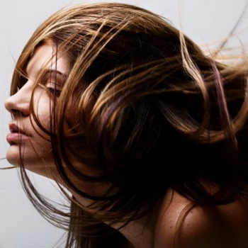 Волосы длинные маска