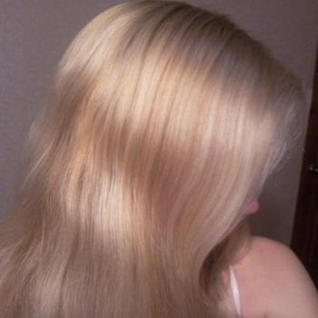 Я восстановила волосы репейным маслом
