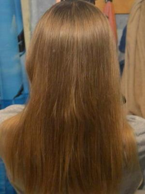 Маска для волос с льняным маслом дома