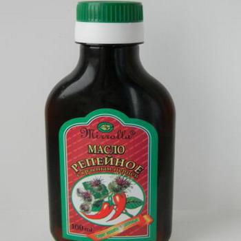 Где можно купить репейное масло для волос