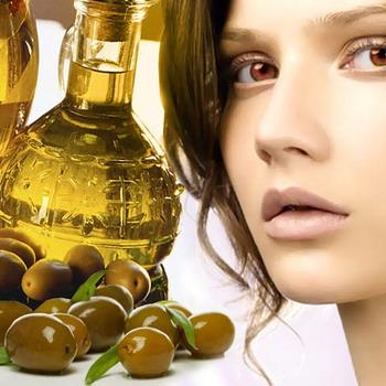 Оливковое масло для роста и блеска волос