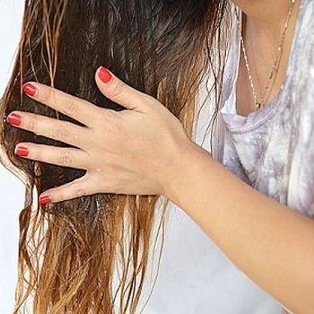 Маска для волос укрепляющая из касторового масла