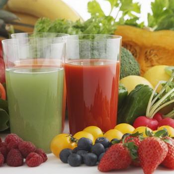 Лечение рака соками овощей