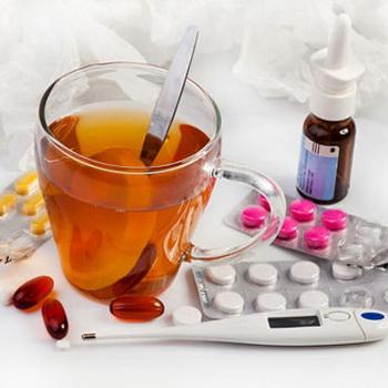 Народные средства против гриппа